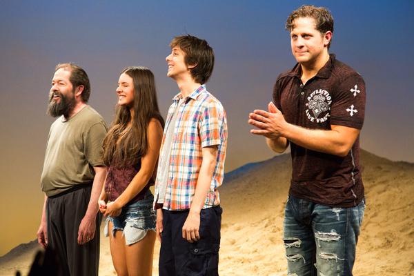 Photo Coverage: Playwrights Horizons Celebrates Opening Night of INDIAN SUMMER!