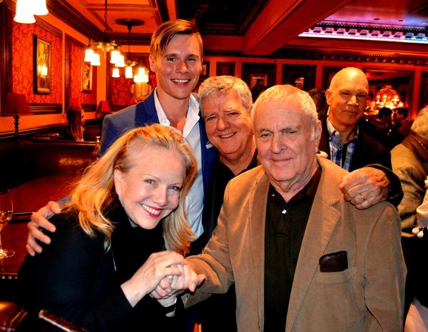 Photo Flash: Seth Sikes Brings Liza Minnelli Tribute Back to Feinstein's/54 Below