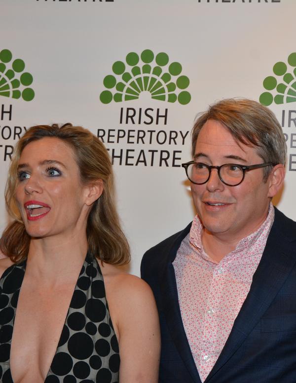 Photo Coverage: Irish Repertory Theatre Celebrates Opening Night of SHINING CITY