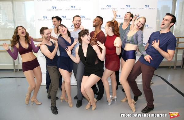Exclusive Photos: Meet the Company of Princess Cruises' BORN TO DANCE