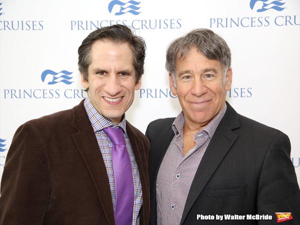 Seth Rudetsky and Stephen Schwartz