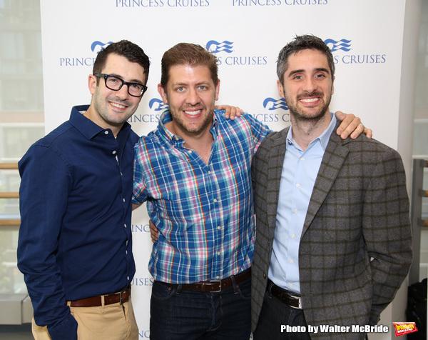 Al Blackstone, Daniel C. Levine and Bryan Perri