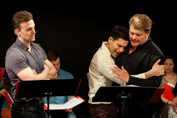Jake Odmark , Michael Castillejos and Rob Evan