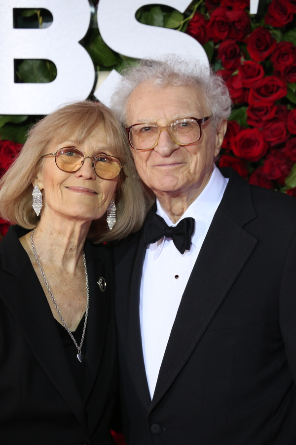Sheldon Harnick and Margery Gray