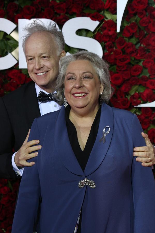Photo Coverage: 2016 Tony Awards Red Carpet Arrivals - Part 3