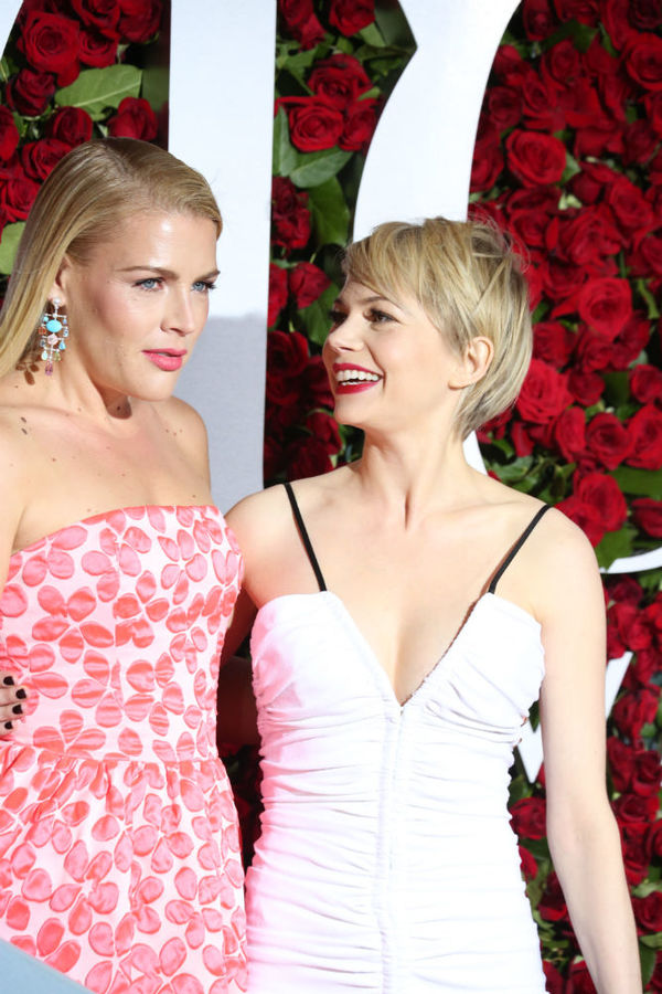 and Michelle Williams