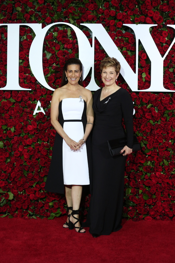 Jeanine Tesori and Lisa Kron