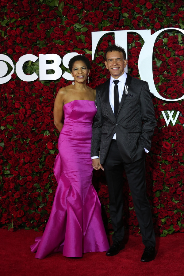 Photo Coverage: 2016 Tony Awards Red Carpet Arrivals - Part 5