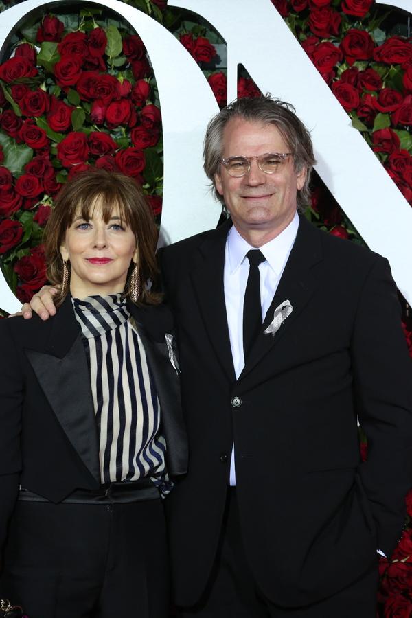 Bartlett Sher and Kristin Flanders