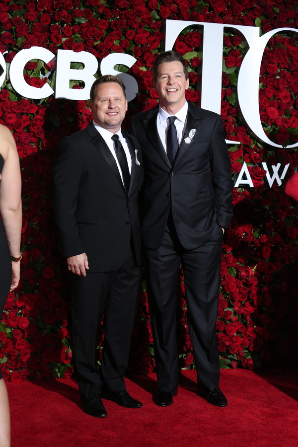Scott Icenogle and Sean Hayes