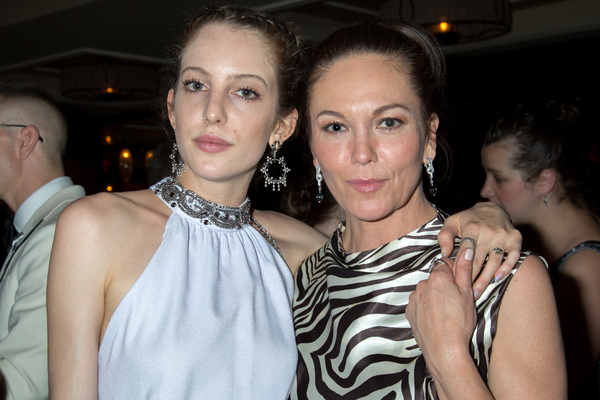 Eleanor Lambert, Diane Lane