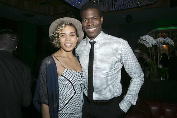 Photo Coverage: SHE LOVES ME & THE COLOR PURPLE Casts Celebrate Tony Night!