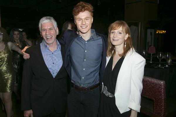 Nicholas Barasch and his parents