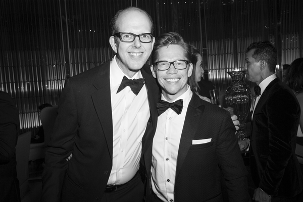 Photo Coverage: The Stars Realign at the Annual Tonys After Party with DKC/O&M