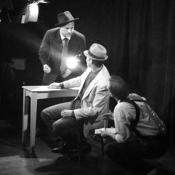 BWW Review: BROADWAY NOIR Sets New York's Finest Up Against Broadway Babies