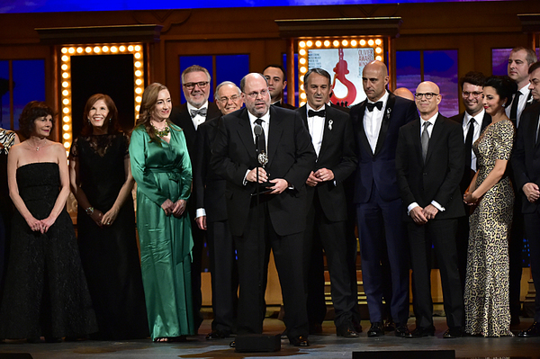 Arthur Miller's A View from the Bridge Wins Best Revival of a Play