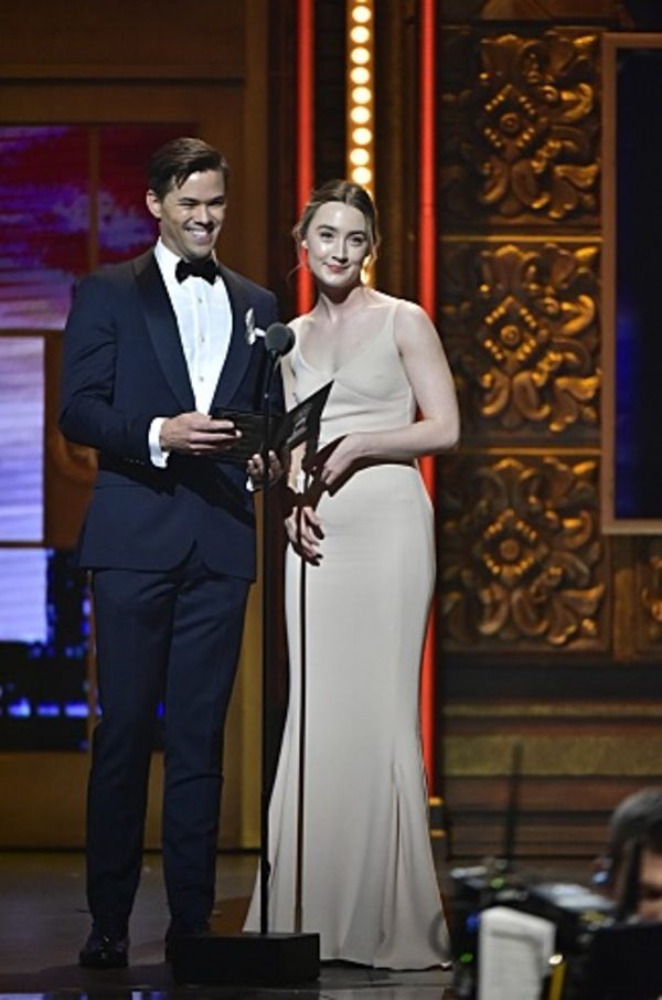 Photo Flash Highlights From The 70th Annual Tony Awards