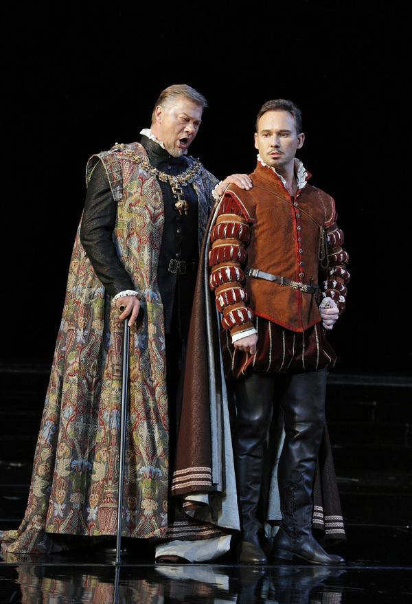 René Pape and Mariusz Kwiecień