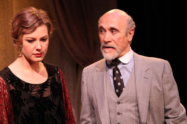 Jaimi Paige and Tony Amendola