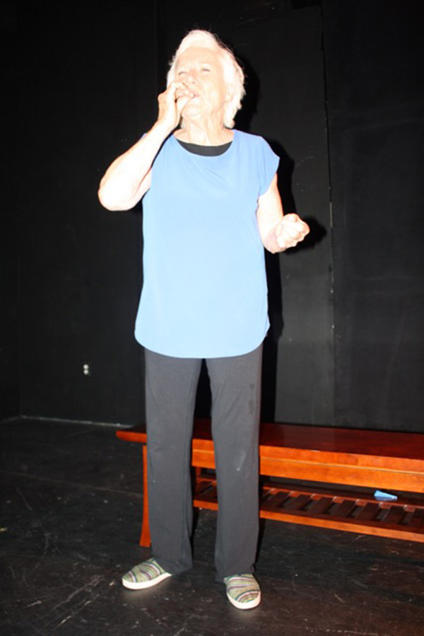 Photo Coverage: Barbara Tarbuck's STOPPING BY at the Edgemar Center for the Arts