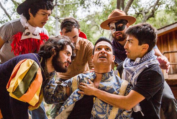 Kelvin Morales, Nima Jafari, Kamran Abbassian,  Rav Val Denegro, Daniel Ramirez, Shau Photo