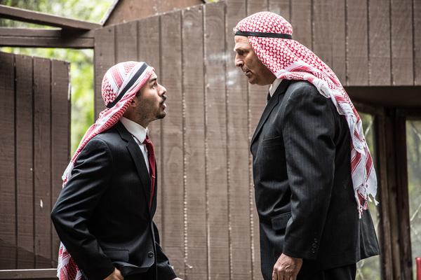 Kamran Abbassian and Steven B. Green Photo