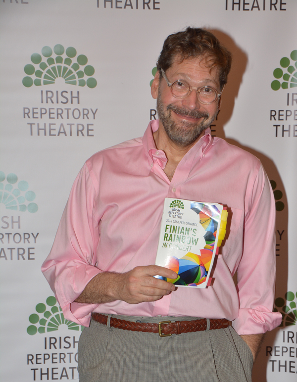 Photo Coverage: On the Red Carpet for Irish Repertory Theatre's FINIAN'S RAINBOW In Concert