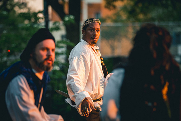 Photo Flash: THE TEMPEST Opens at Shakespeare in Carroll Park