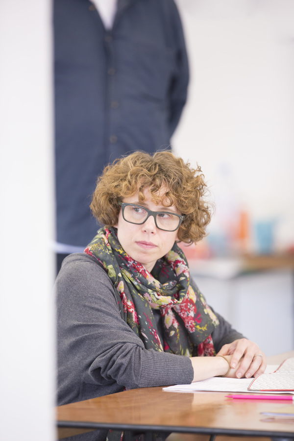 Photo Flash: In Rehearsal for Regent's Park Open Air Theatre's HENRY V