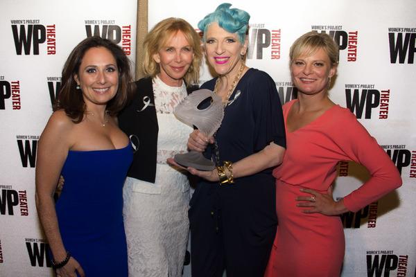 Jenna Segal, Trudie Styler, Lisa Lampanelli, Martha Plimpton Photo