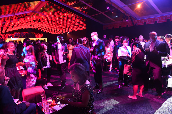 Photo Flash: Apollo Theater Hosts Spring Gala, Featuring LL Cool J, Prince Tribute & More
