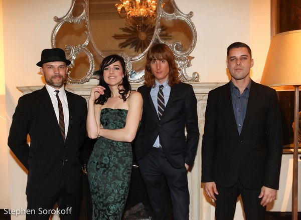 Watt White, Lena Hall, Justin Craig, Brian Fishler
