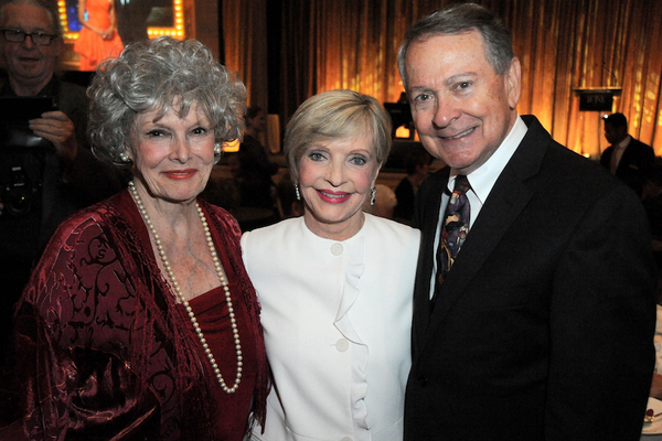 JoMarie Ward, Florence Henderson, John Holly
