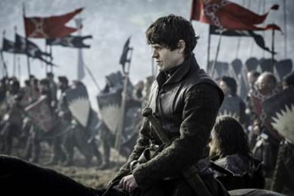 Iwan Rheon as Ramsay Bolton Credit: Helen Sloan/HBO