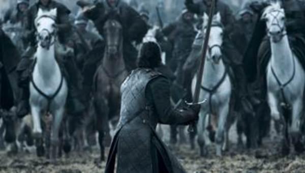 Kit Harington as Jon Snow Credit: Courtesy HBO