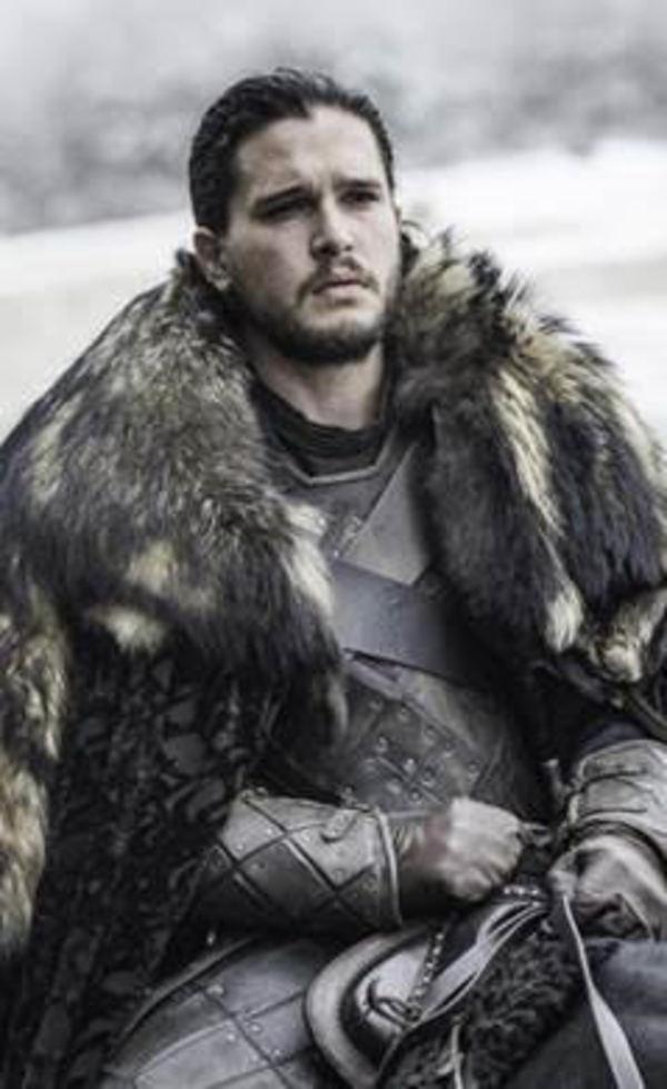 Kit Harington as Jon Snow Credit: Helen Sloan/HBO