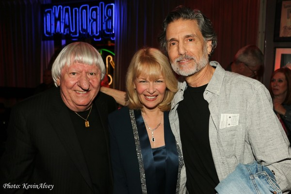 Ilene Graff, Ben Lanzarone, Chris Sarandon