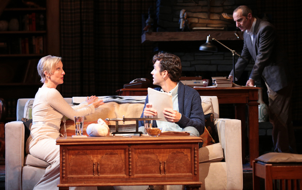 Photo Flash: First Look at DEATHTRAP at Drury Lane Theatre