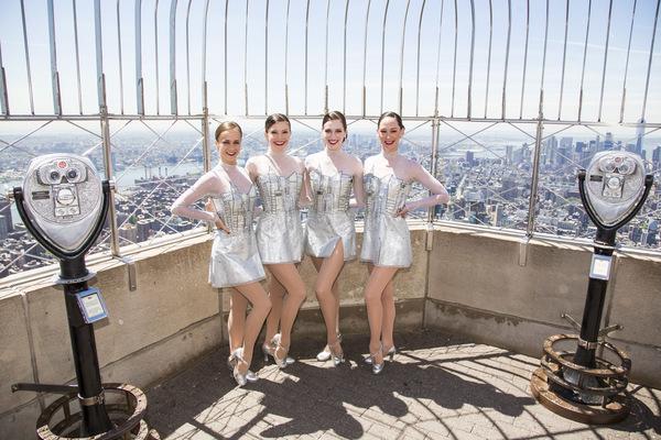 The Rockettes; Photo by Carl Scheffel/MSG Photos