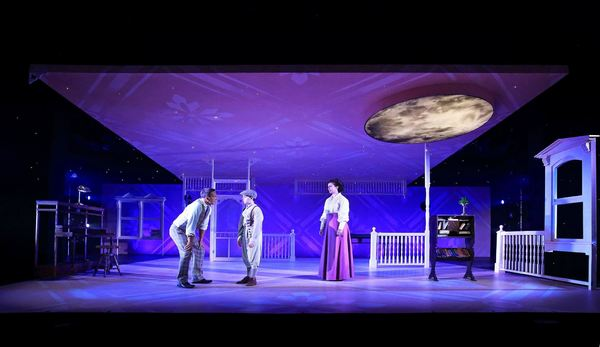 Photo Flash: First Look at at Flat Rock Playhouse's THE MUSIC MAN