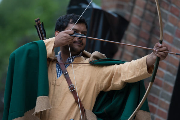 Photo Coverage: First look at Curtain Players' ROBIN HOOD AND THE SECRET OF SHERWOOD