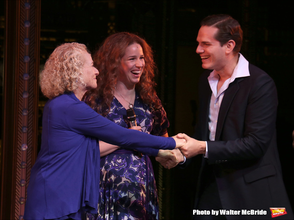 Carole King with Chilina Kennedy and Mark Paul Anthony