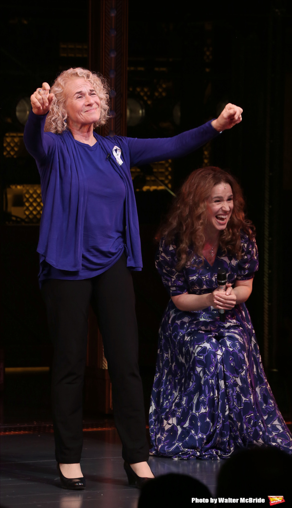Carole King with Chilina Kennedy
