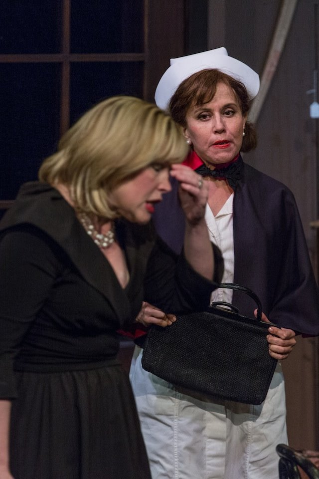 BWW Review: ORPHEUS DESCENDING at the Evergreen