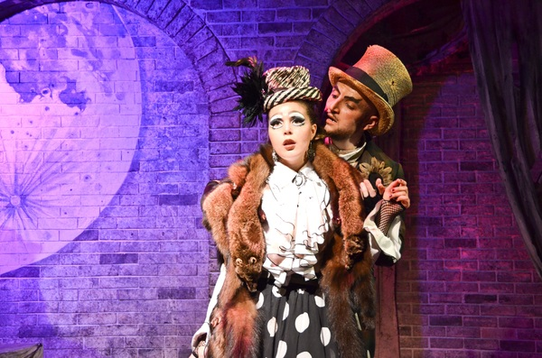 Photo Flash: First Look at Theo Ubique's AN ANTHONY NEWLEY AND LESLIE BRICUSSE SONGBOOK