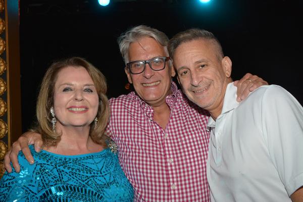 Randi Levine-Miller, Stephen Joseph and Roy Babero
