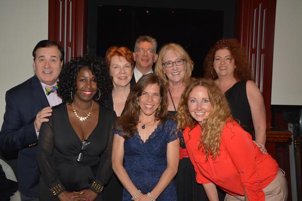 Lee Roy Reams, Kathleen Waters, Beth Fowler, Paul Chamlin, Susan Vardy, Cheryl Benton, Karen Nason and Roni Jenkins
