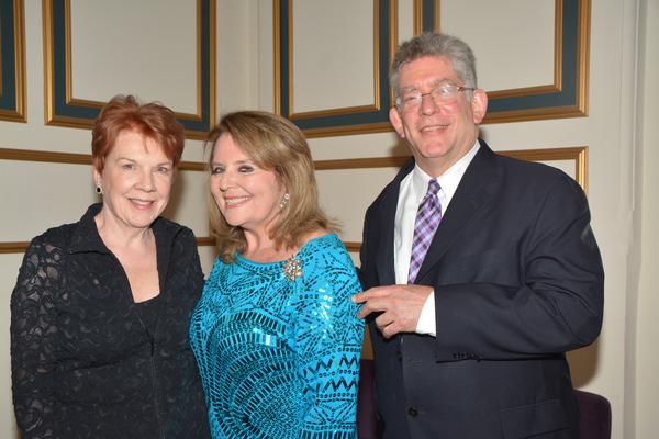 Beth Fowler, Randi Levine-Miller and Paul Chamlin