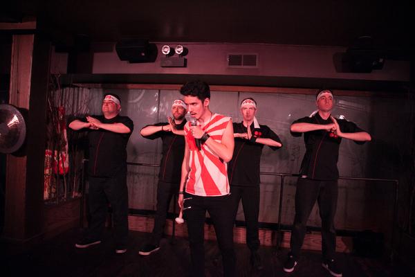 Front: Brian Walters; Back: Joe Tex, Jay Painter, Nate Mount, Eric Robinson