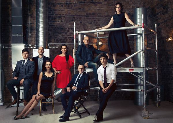Alexander Parker, Paul Callen, Lucy Williamson, Sasha Regan, Stephen Mear, Michael Strassen, Fra Fee and Ruthie Henshall